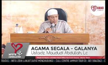 Ustadz Maududi Abdullah Lc